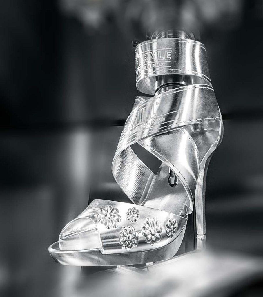 Hermle Shoe